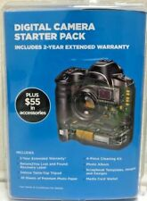 Digital Camera Starter Pack $55 In Accessories Cleaning Kit Tripod