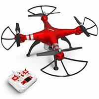 Syma RC Drone with 1080P HD Camera X8HG 2.4GHz 6-Axis Gyro Remote Control