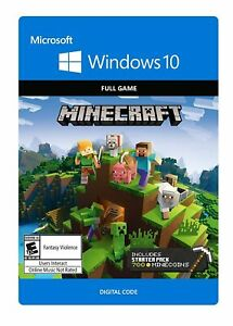 Minecraft Windows 10 Edition PC- Trusted Seller-⚡Lightning Delivery⚡- READ DESC