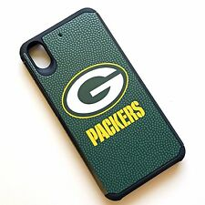 HTC Desire 530 / 626S / 650 - HARD HYBRID ARMOR CASE COVER NFL GREEN BAY PACKERS