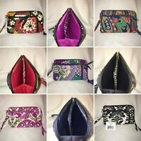 VERA BRADLEY Zip-Zip Wristlet/Wallet MULTIPLE PATTERNS New With Tags