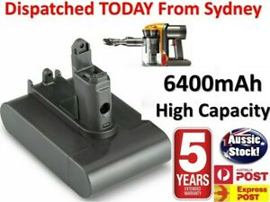 For Dyson Type B Battery 6400mAh Li-ion DC31 DC34 DC44 DC45 Vacuum Cleaner AUS