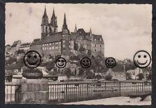 267R  AK  Ansichtskarte  Meißen  Albrechtsburg &  Dom   Sachsen