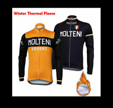 MOLTENI ARCORE RETRO LONG SLEEVE FLEECE JERSEY