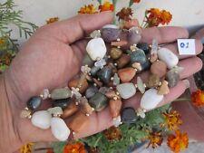beautiful indian Traditional tumblr stone mala perfect fashionable Necklace
