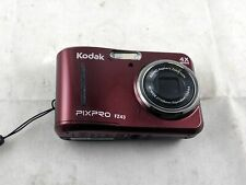 Kodak PIXPRO Friendly Zoom FZ43 16MP Digital Camera, Broken SD Card Slot