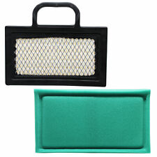 Air Filter & Pre-Cleaner for Briggs & Stratton 40H777-0241-E1 Engine