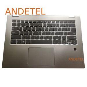 Lenovo ideapad Yoga 520-14IKB Palmrest Touchpad Keyboard Silver 5CB0N67600 New