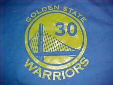 Gildan NBA Golden State Warriors Stephen Curry 30 Blue Heavy Sweatshirt 5XL