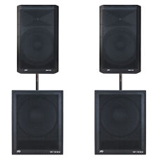 DJ - & PA-Sets mit Lautsprecher