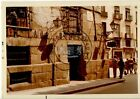 FOTOGRAFIA ANTIGUA, CUEVAS DE LUIS CANDELAS, MADRID AÑO 1971