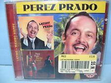 Perez Prado LATINO! & MAMBO HAPPY!, Collectables, NEW