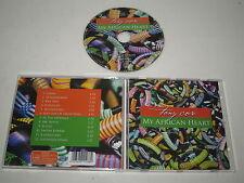 TONY COX/MY AMERICAN HEART(ACÚSTICO MUSIC/319.1488.2)CD ÁLBUM