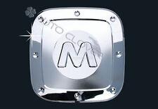 Chrome Gas/Fuel Door Cap Cover for 98-05 Daewoo Matiz +Tracking No.