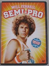 2008, DVD, Semi-Pro, Unrated, Widescreen, Will Ferrell, Woody Harrelson