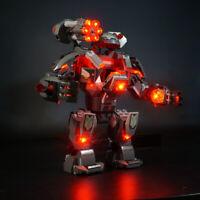 LED Light Kit For LEGO 76124 S Avengers Endgame War Machine Buster lighting set