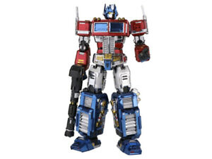 Transformers Optimus Premières Modélisme