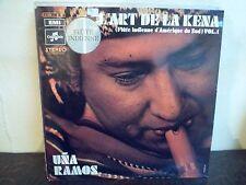 """LP 12"""" UNA RAMOS - L'Art de la Kena - EX/MINT - NEUF - COLUMBIA - 2 C 062-92793"""