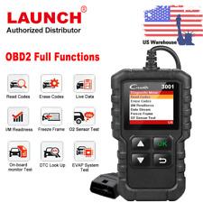 Launch CReader3001 CR3001 OBDII EOBD All Function Diagnostic Code Reader Scanner