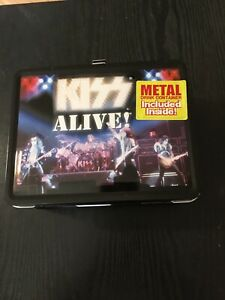 KISS Alive Lunchbox Excellent Condition