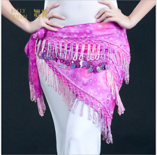 Egypt Style Tassel Sequins Hip Belt Chain Waist Chain Belly Dance Costumes 10011