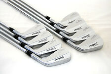 TITLEIST 30TH ANNIVERSARY LIMITED 100 8PC TOUR ISSUE S-FLEX IRONS SET GOLF CLUBS