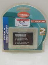 Hahnel HL-F60 HL-20b Hl-PL12 HL-R07 Pentax Fujifilm Olympus Samsung batteria