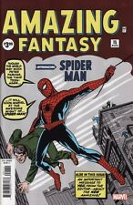 AMAZING FANTASY #15 Marvel Comics FACSIMILE EDITION! 1ST SPIDER-MAN APPEARANCE!