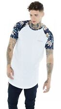 Crew Neck Short Sleeve Floral Casual Shirts & Tops for Men