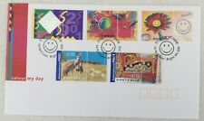 2001 Colour My Day Fdc