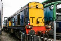 UK DIESEL TRAIN RAILWAY PHOTOGRAPH OF CLASS 20 20315 LOCO. (RM20-460)