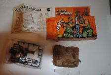 "MATTEL VINTAGE ""HEROES IN ACTION "" EROI IN AZIONE   RARE BOXED SET"