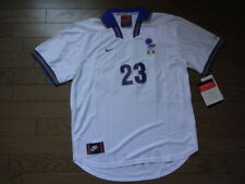Italy 100% Original Soccer Football Jersey Shirt L NEW 1997 #23 Extremely Rare