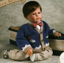 """Lee Middleton Reva Schick Picture Day 20"""" Boy Doll 417/500 - *No COA/Tags*"""