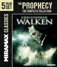 The Prophecy 5 Movie Collection (Blu Ray) Horror NEW