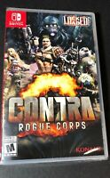 Contra Rogue Corps [ Locked and Loaded Edition ] (Nintendo Switch) NEW
