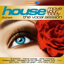 House: The Vocal Session-Move Your Body! (2012)