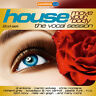 CD House The Vocal Session Move Your Body ! Von Varios Artistas 2cds