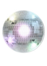 Beistle 54514 Party Disco Ball Cutout Pack of 24