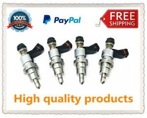 4 Pcs 100% Working black fuel injector 23250-28030 for Toyota RAV4 1AZ 2AZ