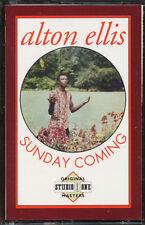 Alton Ellis - Sunday Coming (Cassette Tape) **BRAND NEW/STILL SEALED**