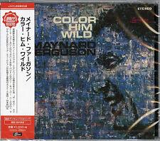 MAYNARD FERGUSON-COLOR HIM WILD-JAPAN CD Ltd/Ed B63