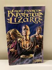 Alan Moore Rare! Hypothetical Lizard Tpb Used Some Wear
