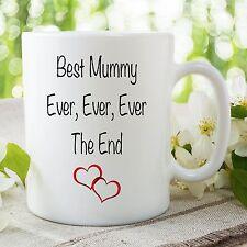 Mug Fantaisie Drôle Meilleure Maman Jamais Fête Des Mères Anniversaire