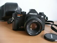 Miranda MS-1 Super 35mm Film Camera Not Tested  - (ref T14)