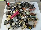 BIG+MIXED+LOT+OF+WATCHES+FOR+PARTS+REPAIR+10+LBS+MODERN+VINTAGE