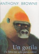 Un gorila (Especiales de a la Orilla del Viento) (Spanish Edition)-ExLibrary