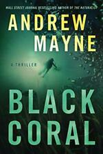 Black Coral: A Thriller: 2 (Underwater Investigation Unit) by Mayne, Andrew The