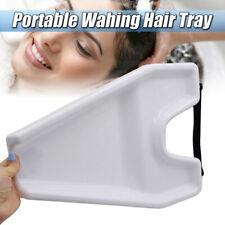 Portable Shampoo Tray Hair Washing Tools Travel Household Shampoo Basin Salon