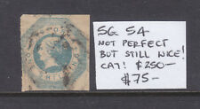 Victoria 1/ Registered Stamp Qv Sg 54 Used High Cat Value.